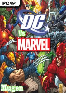 DC Vs Marvel MUGEN PC Full Mega