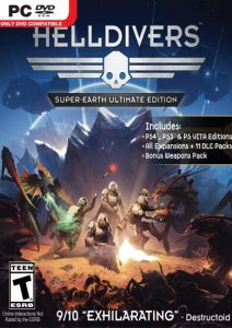 Helldivers A New Hell Edition PC Full Español