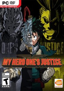 My Hero One's Justice PC Full Español
