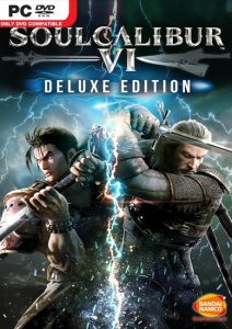 SOULCALIBUR VI Deluxe Edition PC Full Español