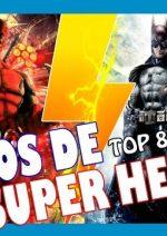 Descargar Juegos de Super Heroes PC Medios Requisitos