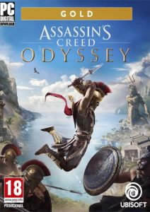 Assassin's Creed Odyssey Gold Edition PC Full Español