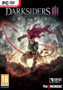 Darksiders III Deluxe Edition PC Full Español