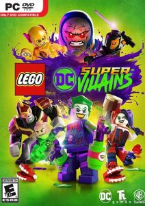 LEGO DC Super-Villains PC Full Español