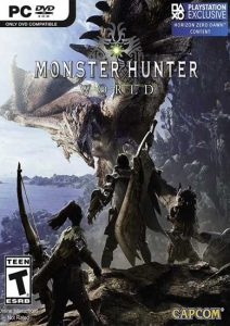 Monster Hunter: World Deluxe Edition PC Full Español