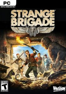 Strange Brigade Deluxe Edition PC Full Español