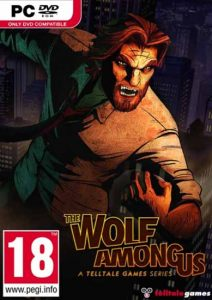 The Wolf Among Us PC Full Español