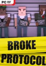 BROKE PROTOCOL: Online City RPG PC Full Game