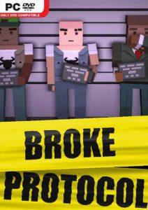 BROKE PROTOCOL: Online City RPG PC Full Game