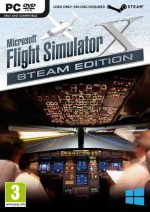 Microsoft Flight Simulator X: Steam Edition PC Full Español