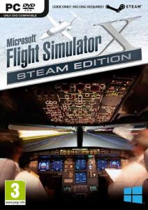 Microsoft Flight Simulator 10 Steam Edition PC Full Español
