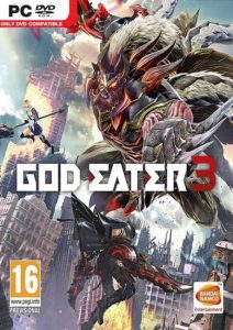 GOD EATER 3 PC Full Español