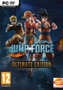 JUMP FORCE Ultimate Edition PC Full Español