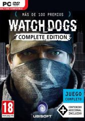 Watch Dogs Complete Edition PC Full Español