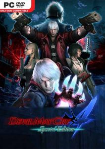 Devil May Cry 4 Special Edition PC Full Español