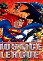 Liga De La Justicia Serie Completa Latino Mega