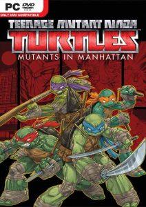 Teenage Mutant Ninja Turtles: Mutants In Manhattan PC Full Español