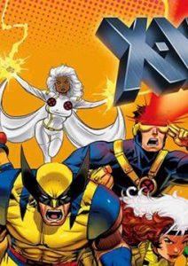 X-Men Serie Completa Latino Mega