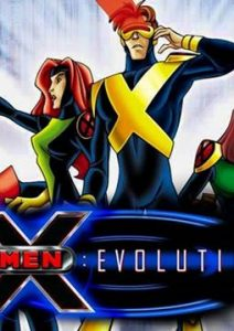 X-Men: Evolution Serie Completa Latino Mega