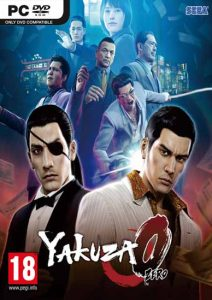 Yakuza 0 Deluxe Edition PC Full