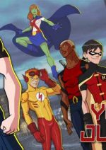 Young Justice Serie Completa Latino Mega