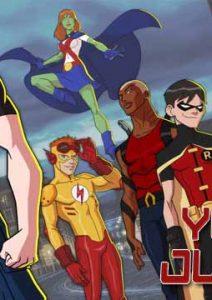 Young Justice Serie Completa Latino Mega