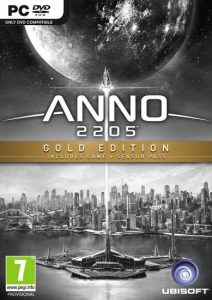 Anno 2205 Gold Edition PC Full Español