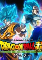 Dragon Ball Super: Broly (2018) Pelicula 720p Latino