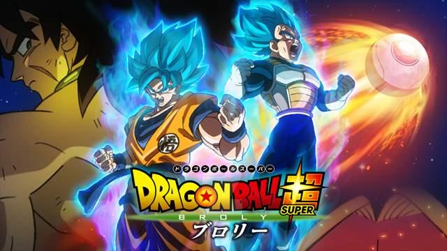 Descargar Dragon Ball Super Broly 2018 Película 720p Latino Blizzboygames