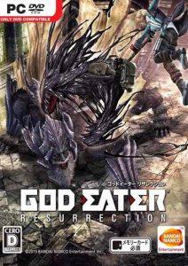 GOD EATER Resurrection PC Full Español