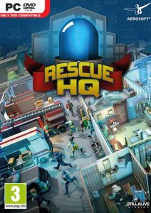 Rescue HQ – The Tycoon PC Full Español