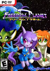 Freedom Planet PC Full Español