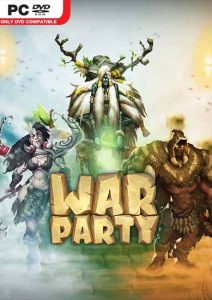 WAR PARTY PC Full Español