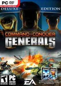 Command & Conquer: Generals Deluxe Edition PC Full Español