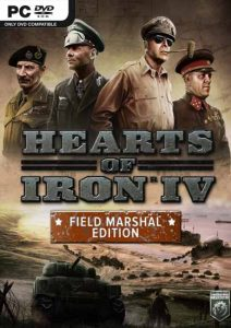 Hearts Of Iron IV: Field Marshal Edition PC Full Español