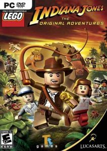 LEGO Indiana Jones: The Original Adventures PC Full Español