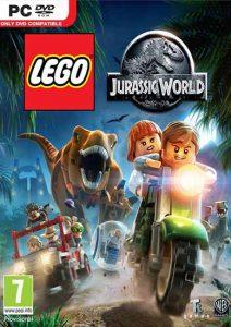 LEGO Jurassic World PC Full Español