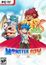 Monster Boy And The Cursed Kingdom PC Full Español