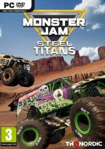 Monster Jam Steel Titans PC Full Español