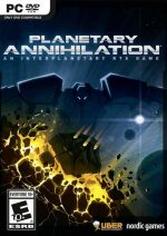 Planetary Annihilation: TITANS PC Full Español