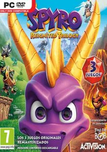 Spyro Reignited Trilogy PC Full Español