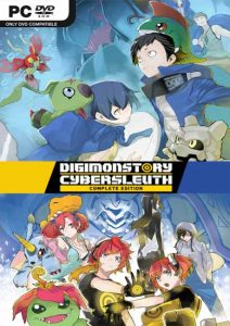 Digimon Story Cyber Sleuth: Complete Edition PC Full