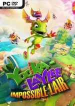 Yooka-Laylee And The Impossible Lair PC Full Español