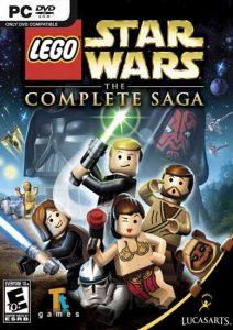 LEGO Star Wars: The Complete Saga PC Full Español