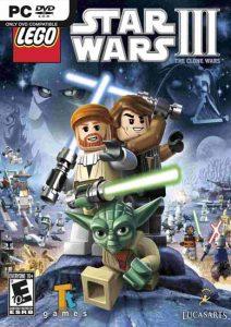 LEGO Star Wars III: The Clone Wars PC Full Español