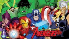 Los Vengadores: Los héroes más poderosos del planeta Serie Completa Latino Mega
