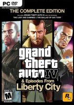 Grand Theft Auto IV: Complete Edition PC Full Español
