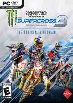 Monster Energy Supercross 3 PC Full Español