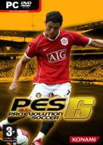 Pro Evolution Soccer 2006 (PES 6) PC Full Español