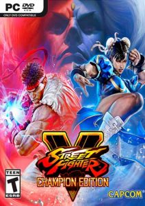 Street Fighter V Champion Edition PC Full Español